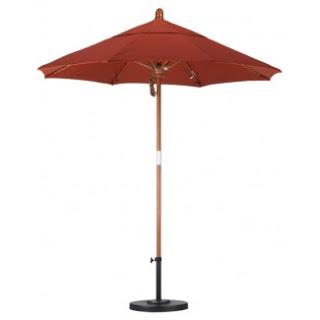 Commercial Wood Market Umbrella