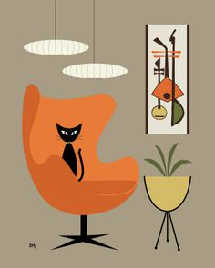 Mid-Century Modern Furniture Design