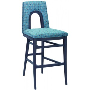 BS-475UR Mid-Century Modern Bar Stool