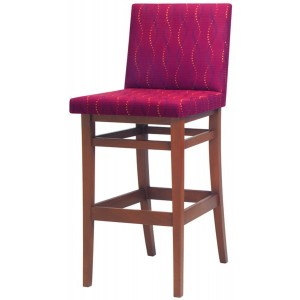 BS-489UR Mid-Century Modern Bar Stool