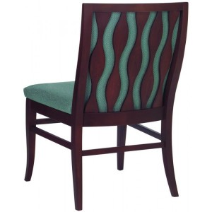 WC-1077 Mid-Century Modern Side Chair