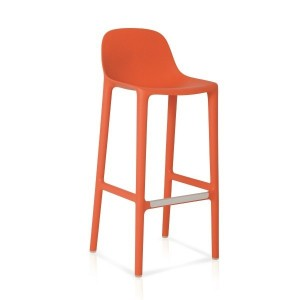 Broom Mid-Century Modern Bar Stool