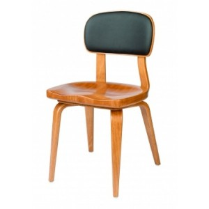 Kristi Mid-Century Modern Side Chair