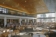 Bates College. Dining Hall