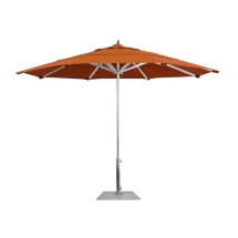 11 foot octagon commercial aluminum restaurant umbrella