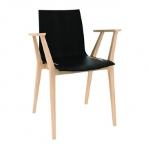 contemporary-restaurant-solid-beech-wood-arm-chairs-cfc-262wn