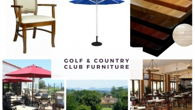 Golf Clubhouse & Country Club Furniture