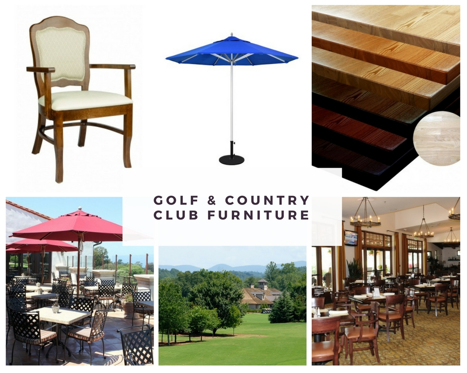 Golf Clubhouse And Country Club Furniture