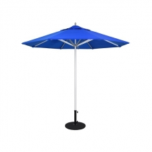 aat908 rodeo 9 foot octagon commercial aluminum restaurant umbrella