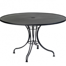 wrought-iron-restaurant-tables-solid-36-round-umbrella-table-ornate-base