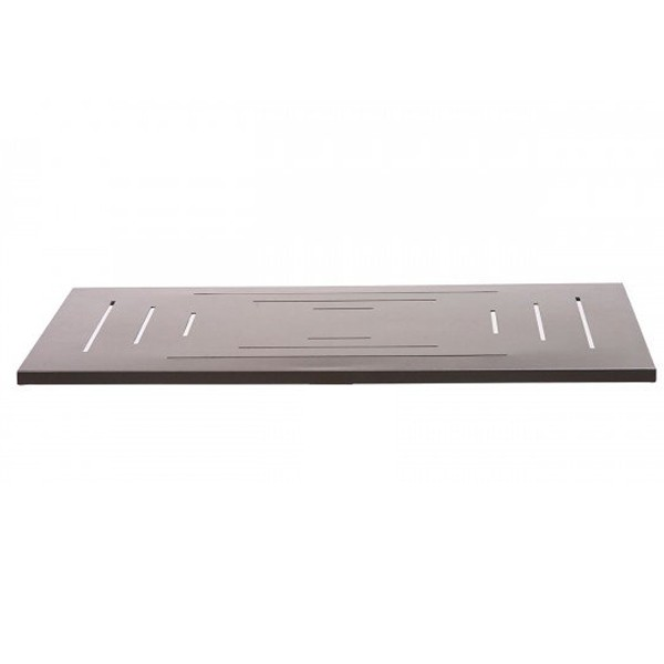"24"" x 32"" Aluminum Slat Table Top"