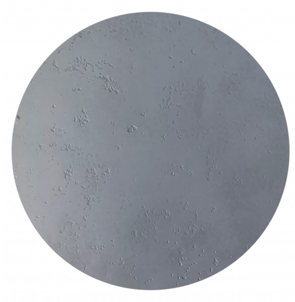 42 inch Round Fibercrete Faux Concrete Outdoor Commercial Restaurant Hotel Cafe Hospitality Table Top