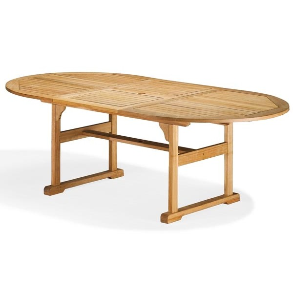 "Paseo 88"" Oval Dining Table"
