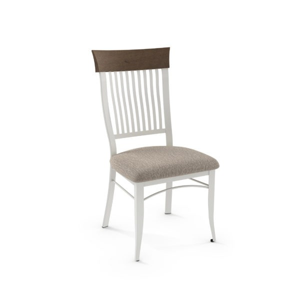 Annabelle 35219-USDB hospitality distressed metal dining chair
