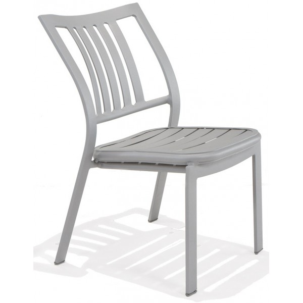 Bistro Bellano Nesting Armless Side Chair