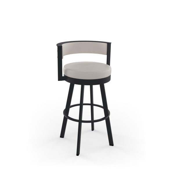 Browser 41542-USUB Hospitality distressed metal bar stool