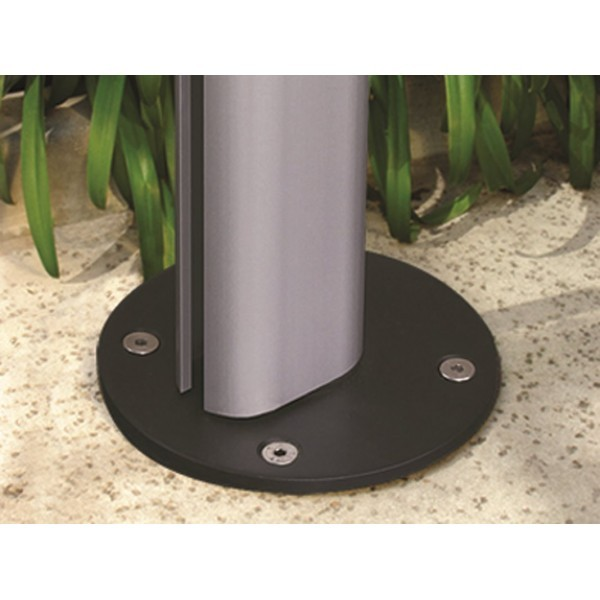 Commercial Cantilever Umbrellas 8-5 Inch In Ground Mount Kit