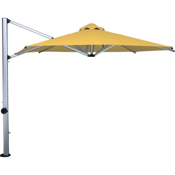 Commercial Cantilever Umbrellas Lunada 9 Foot Square Umbrella