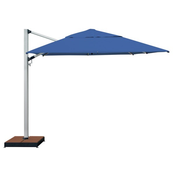 Commercial Cantilever Umbrellas Malaga 10 Foot Square Umbrella