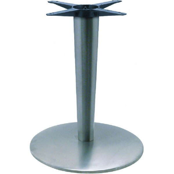 "Commercial Restaurant Table Bases 17"" Round Table Base S-Series"