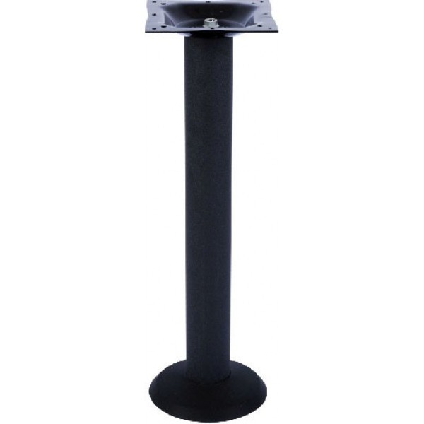Commercial Restaurant Table Bases 900 Flat Black Table Base