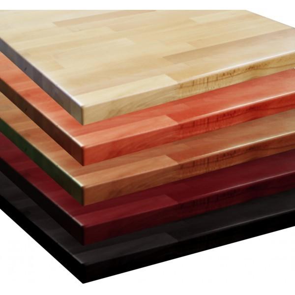 Butcherblock Beechwood Tabletops X ContractFurniturecom - Commercial wood table tops
