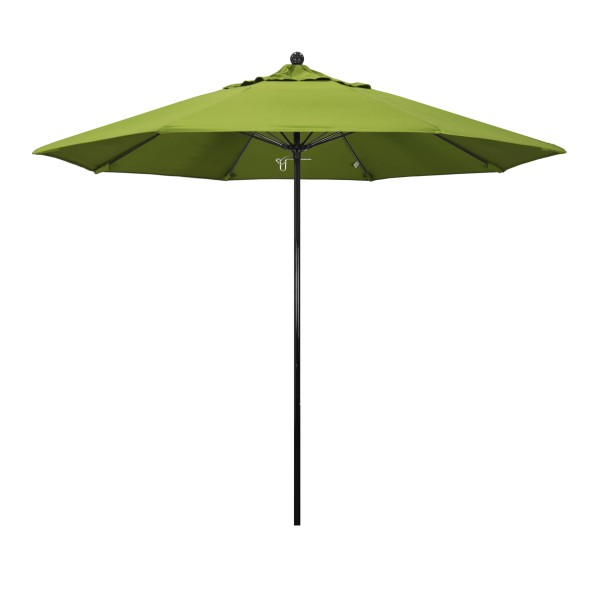 Commercial Restaurant Umbrellas 9ft Octagon Fiberglass Rib Market Umbrella
