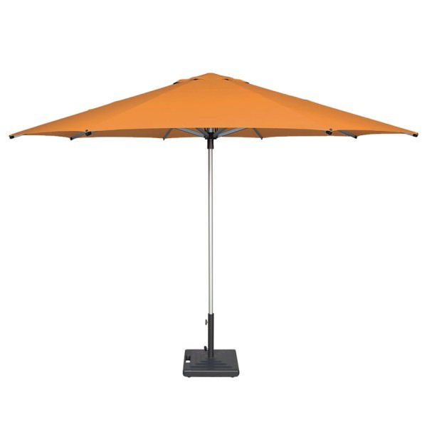 Commercial Restaurant Umbrellas Riviera 6-5 Foot Square Umbrella