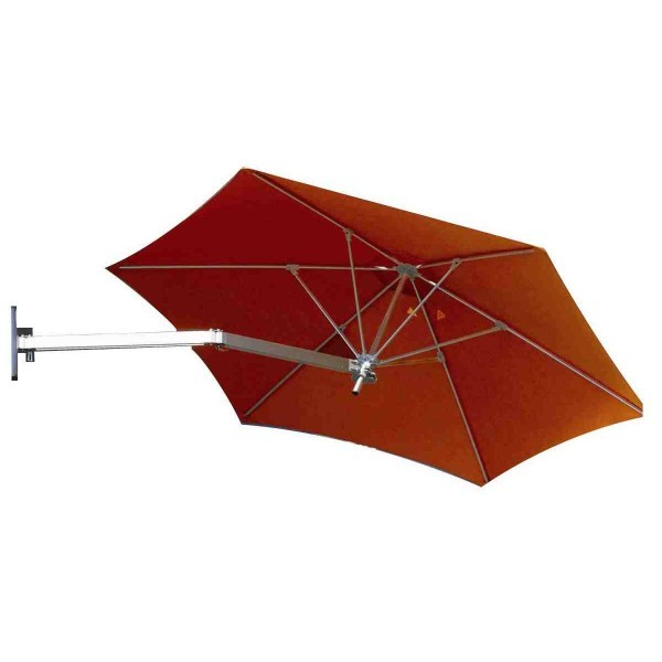 Commercial Patio Umbrellas Wallflex Wall Mounted Umbrella