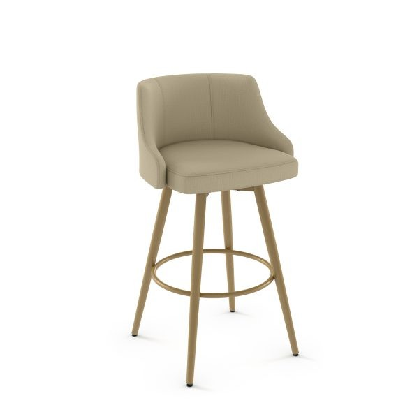 Duncan 41540-USUB Hospitality distressed metal dining stool