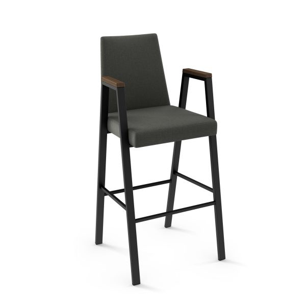 Edison 40133-USUB Hospitality distressed metal bar stool