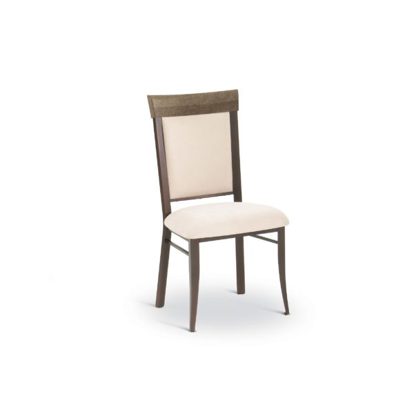 Eleanor 35210-USDB Hospitality distressed metal dining chair