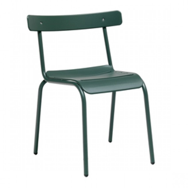 Emu Miky 637 Steel Italian Commercial Restaurant Hospitality Stacking Side Chair