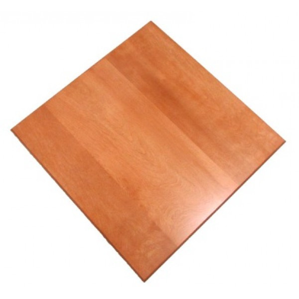 "Industrial Restaurant Table Tops 36"" Square E-Wood Tabletop"