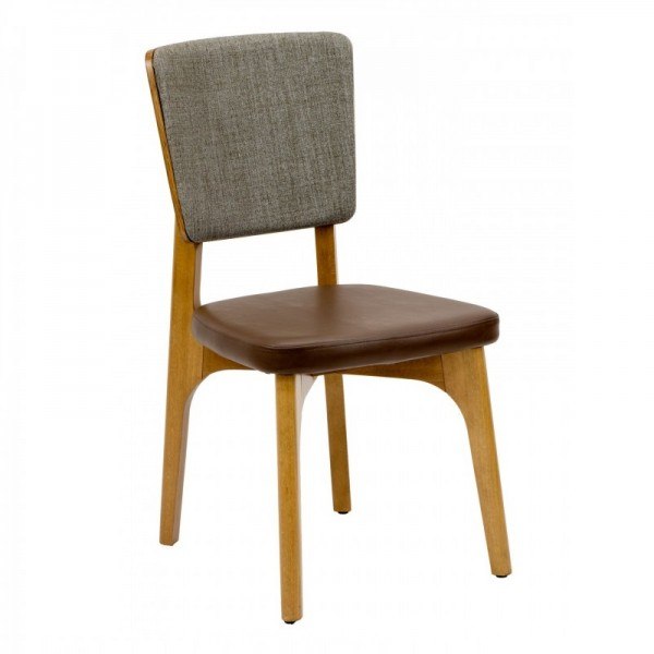fls-24s-Hayes Mid Century Modern European Beechwood Commercial Hospitality Side Chair