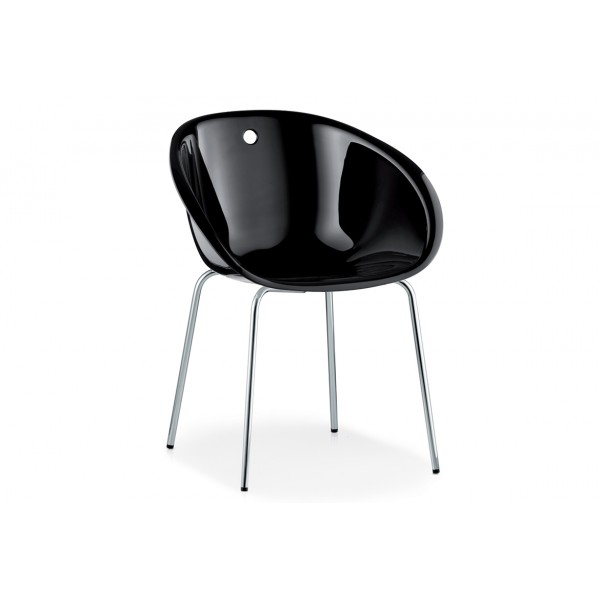 Pedrali Gliss Barrel Dining Chair