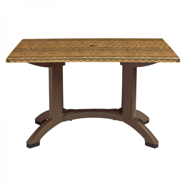 Restaurant Outdoor Tables Sumatra 48 x 32 Table