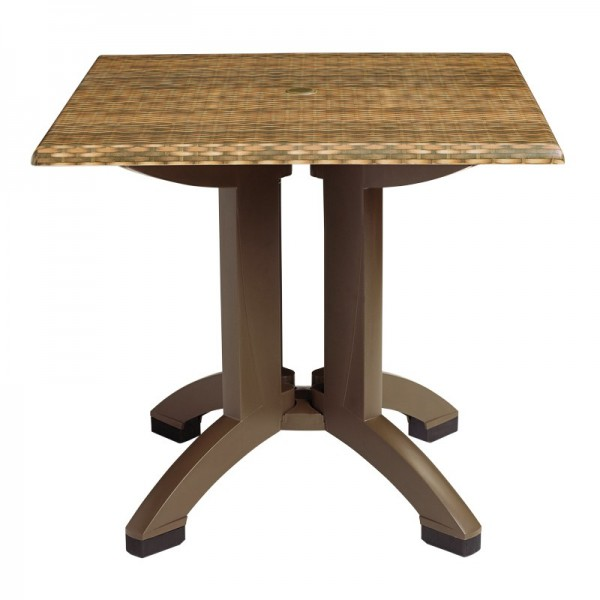 Restaurant Outdoor Tables Sumatra 32 Square Table
