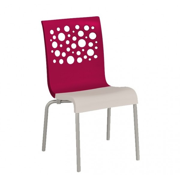 Tempo Indoor Stacking Side Chair