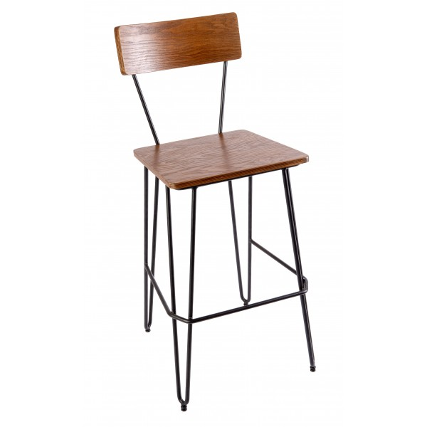 Hairpin Bend Hospitality Bar Stool