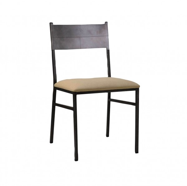 Industrial Style Hospitalty Side Chair - Pesaro