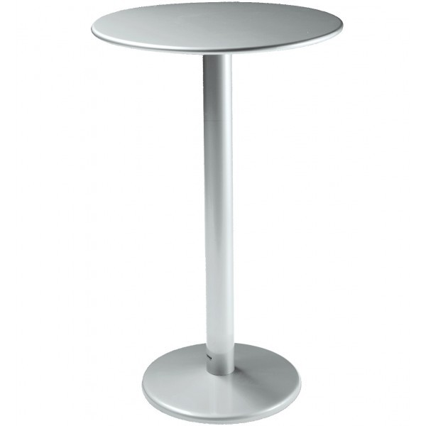 "Italian Wrought Iron Restaurant Bar Tables 24"" Round Bistro Bar Table"
