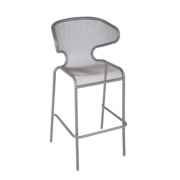 Labyrinth Stacking Hospitality Bar Stool