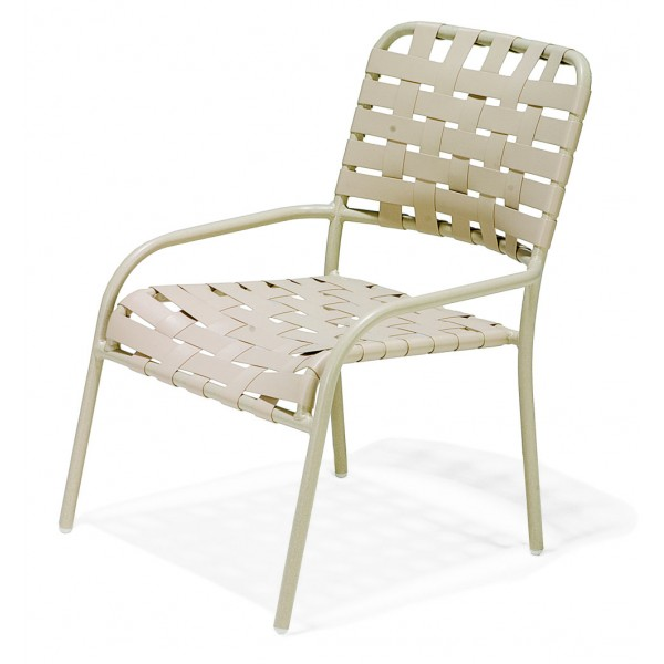 Oasis Crossweave Strap Nesting Game Chair