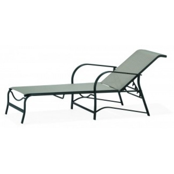Mayfair Sling Chaise Lounge