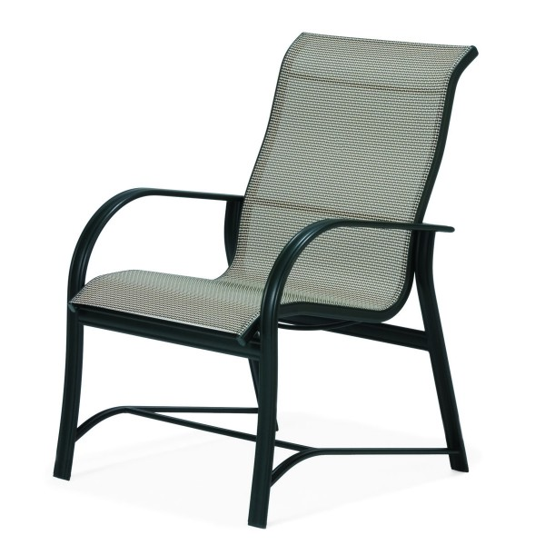 Mayfair Sling High Back Arm Chair