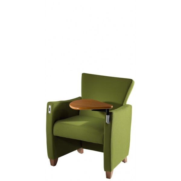 Fabulous Novella Lounge Chair With Tablet Arm 831Ta Ibusinesslaw Wood Chair Design Ideas Ibusinesslaworg