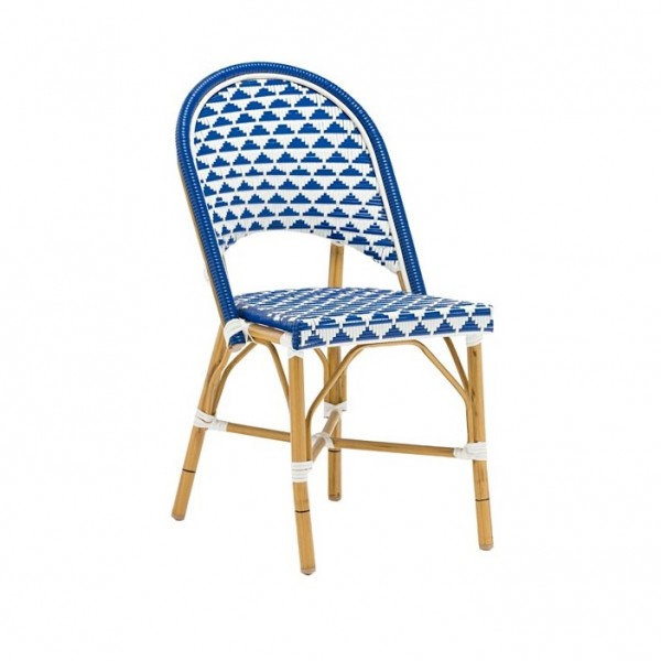 Outdoor Rattan Hospitality Side Chair - Pigalle