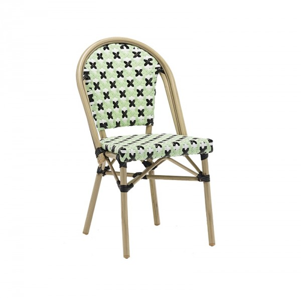 Outdoor Rattan Hospitality Side Chair - Vendome