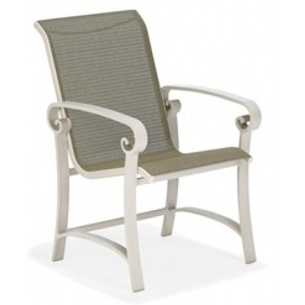 Palazzo Sling Small Scale Dining Chair